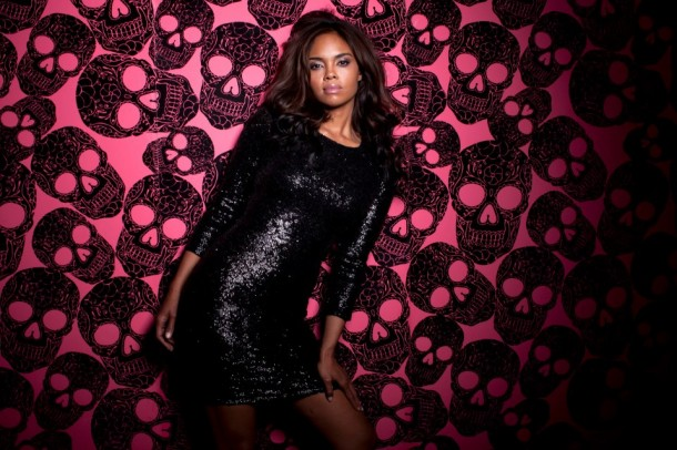 Dreamgirls' Sharon Leal - Photo from her Facebook Page