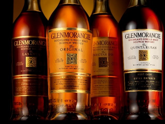 Glenmorangie Whisky from Scotland