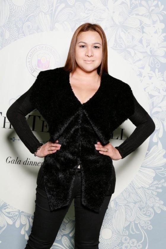 Designer Carla Fuentes