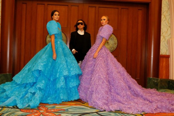 Michael Cinco's Ternos