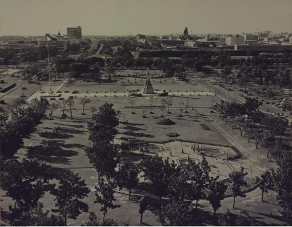 Luneta in Manila
