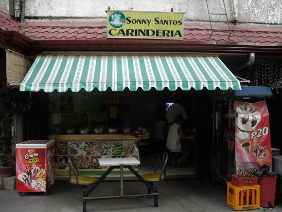 how to start a small carinderia business