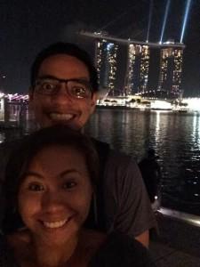 Filipino Expat in Singapore