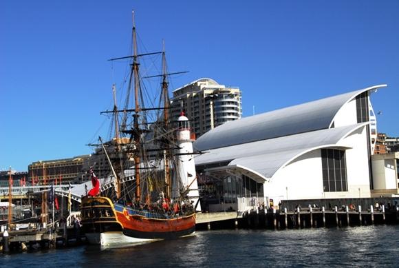 Australia National Maritime Museum
