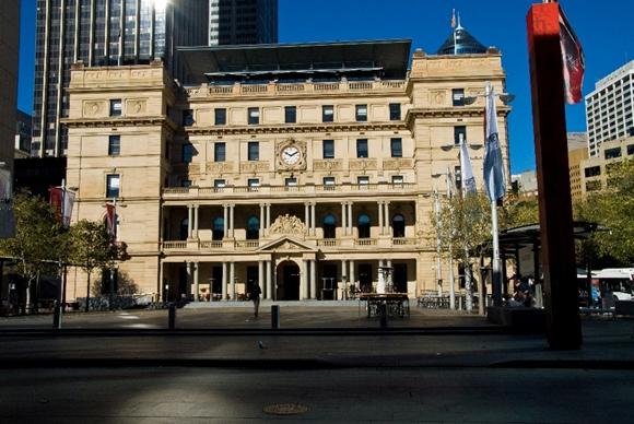 Custom House in Sydney