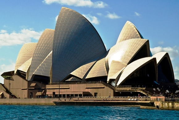 Opera House at Day in Sydney