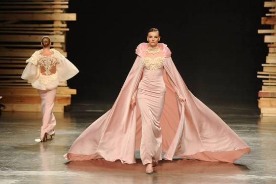 Ezra Santos at Fashion Forward Dubai