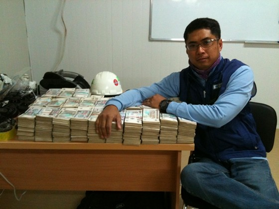 Filipino in Uzbekistan - Jonathan Anciado Dime