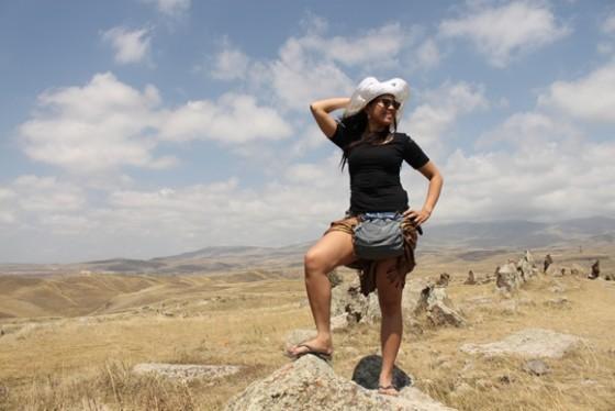 Kach Medina Travel in ARMENIA