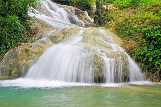 Engkanto Falls in Bicol