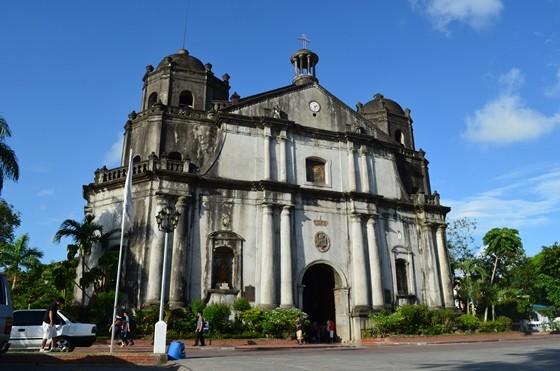 Naga City Metropolitan Cathedral Philippines