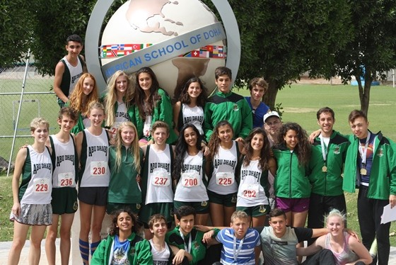 American Community School Track and Field Junior Varsity