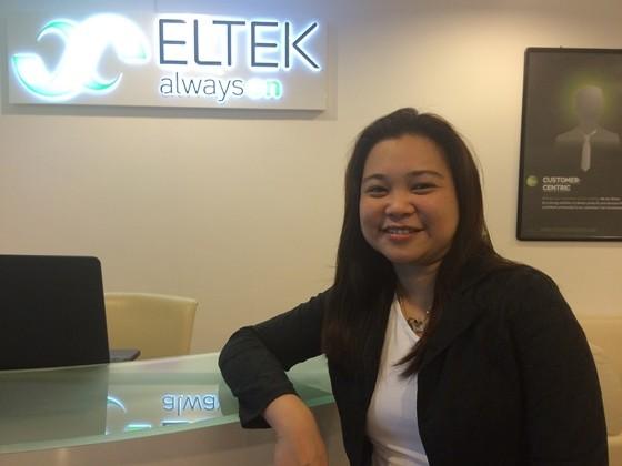 Cristina Rita Casiple - Filipino in UAE
