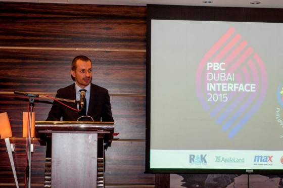 Tomas Csobonyei, Business Development Director, RAK FTZ