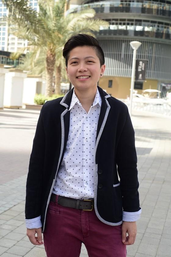 Jowin Provido - Overseas Filipino