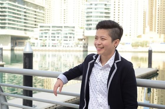 Jowin Provido - Filipino in UAE