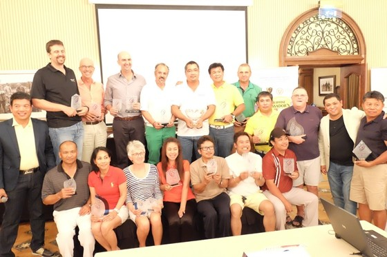 Philippine Ambassadors Golf Cup 2015 All Winners