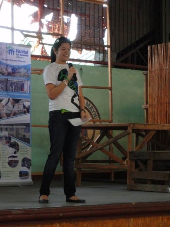 Alex Eduque Youth Volunteer