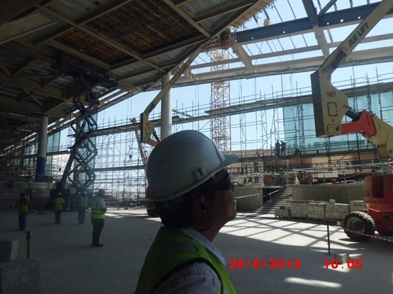 Joey Frank Ausan Overseas Filipino Workers in Qatar