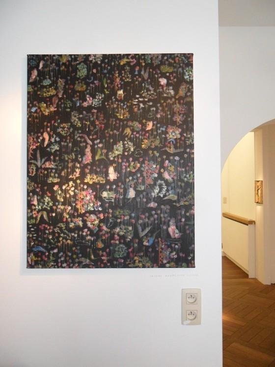 Christian Van Maele 4th Solo Exhibit in Belgium