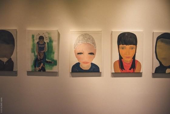 Christian Van Maele Art Exhibit