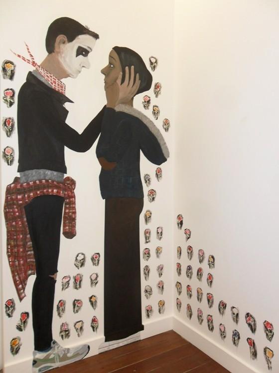 Christian Van Maele Artwork in Belgium