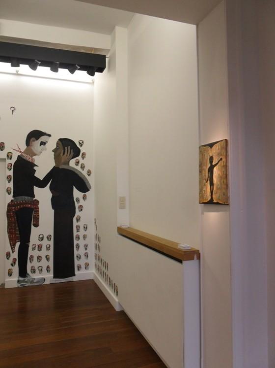 Christian Van Maele Fourth Solo Exhibition in Belgium