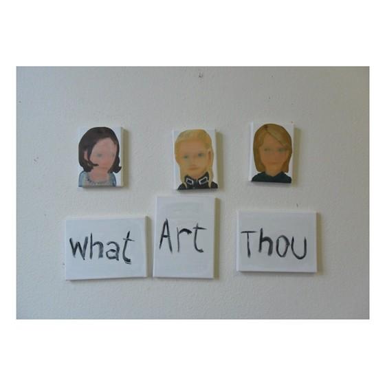 Christian Van Maele What Art Thou