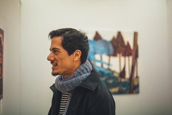 Filipino Belgian Painter Christian Van Maele