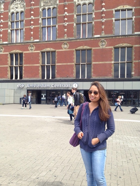 Filipino in Amsterdam