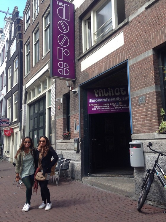 The Doors in Amsterdam Central