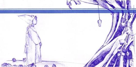 Unique Artwork Paperhat by Christian Van Maele 2
