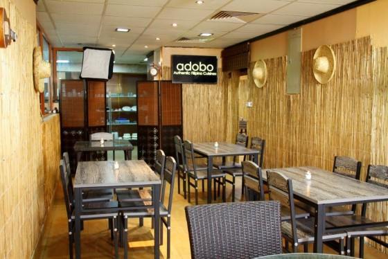 Adobo Restaurant in Oman