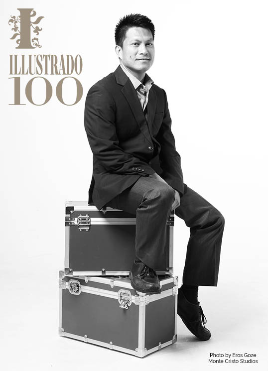 Jay Hilotin - Photo by Eros Goze for Illustrado Magazine