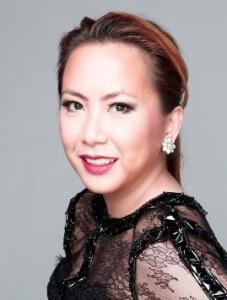 Lalaine Chu-Benitez - Photo by Eroz Goze for Illustrado Magazine; Couture by Francis Izhcka Zeta