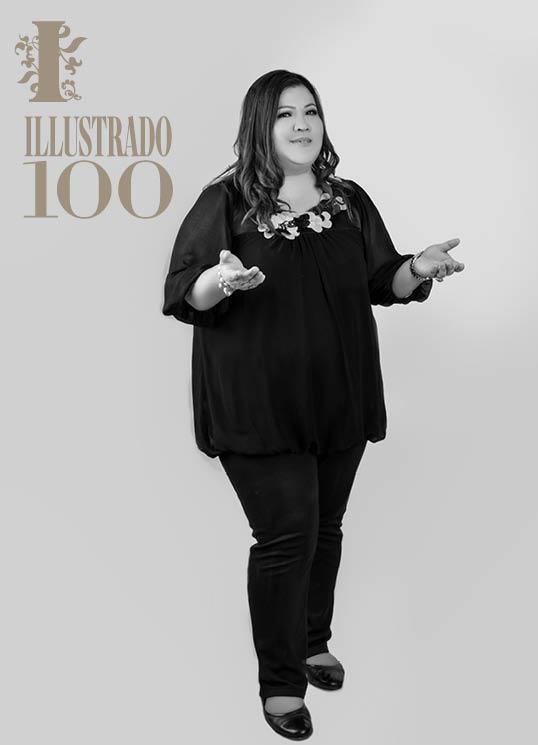 Maxxy Santiago - Illustrado 100