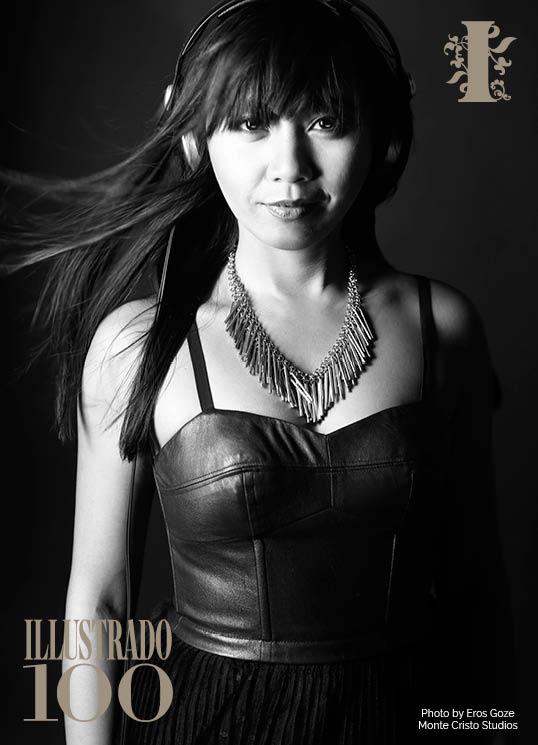 Filipina DJ Ms PM Pauline Moreno