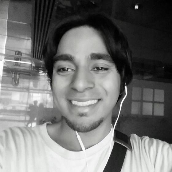 Mykhel Reyes in Dubai