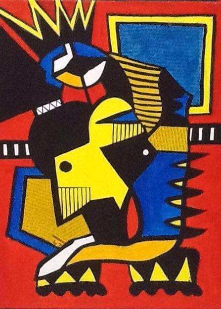 Artist Spotlight: Ronnie Pascual
