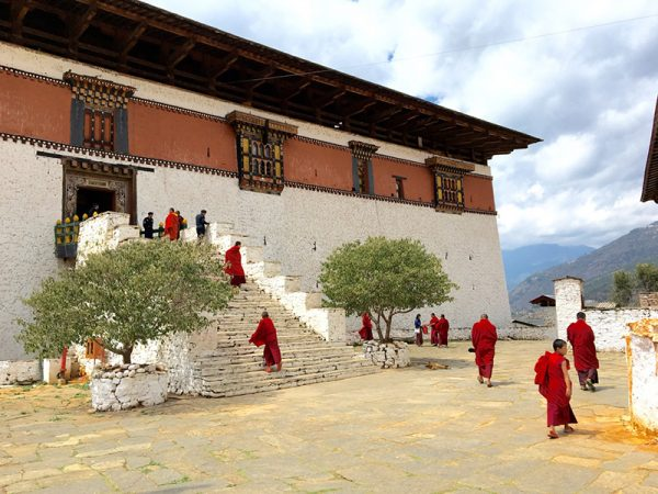 PINOY TRAVEL GUIDE: BHUTAN