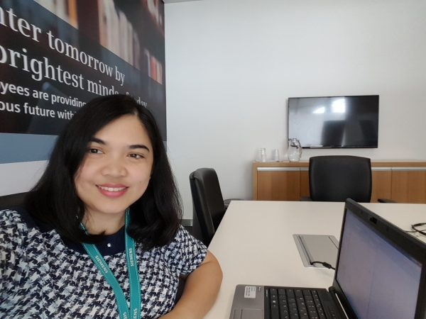 It's What I Do: Maggie Atienza