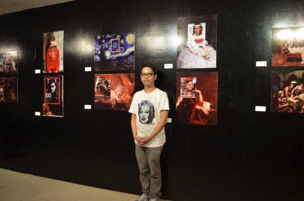 Artist Spotlight: Eisen Bernardo