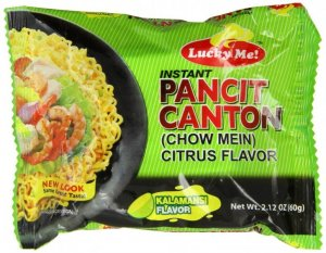 Illustrado Stuff: Ding Dong, Max's Caramel Bars, Crispy Mushroom Chips, Lucky Me Pancit Canton, Pinoy Spaghetti Mix
