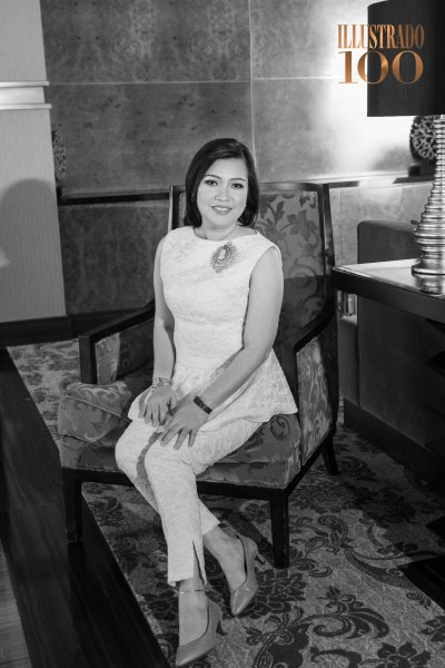 100 MIFG: Mme Yoko Ramos - Trailblazer