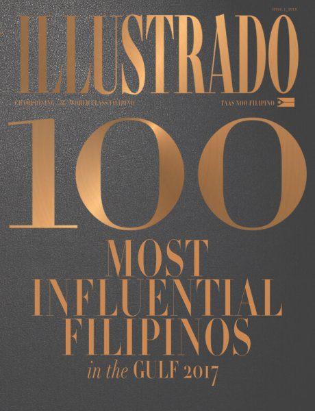 100 Mifg Top Instagrammers: ILLUSTRADO 100_JAN 2018