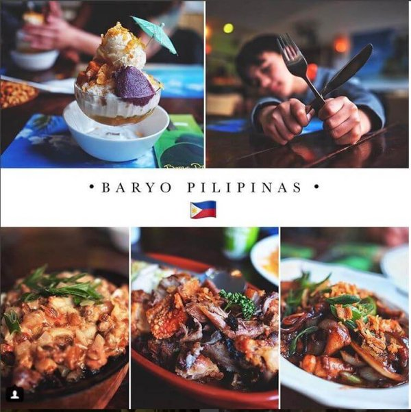 Filipino Restaurants Taking the World Center Stage