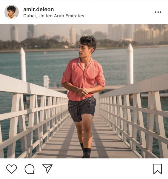 Filipinos on Instagram: Tin Cura, Brandon Espiritu, Amir Deleon, Klea Pineda